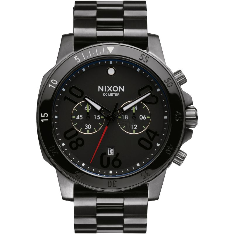 Mens Nixon The Ranger Chrono Chronograph Watch A549-1531