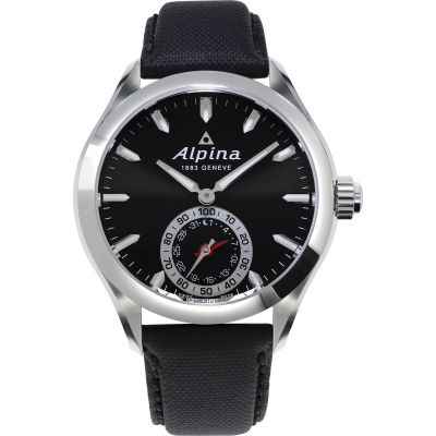 Montre Homme Alpina Horological Smartwatch Bluetooth Hybrid AL-285BS5AQ6
