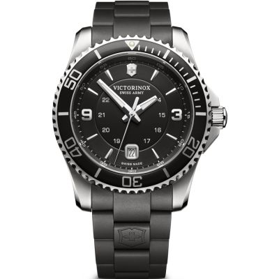 Victorinox Swiss Army Maverick Maverick Herrenuhr in Schwarz 241698