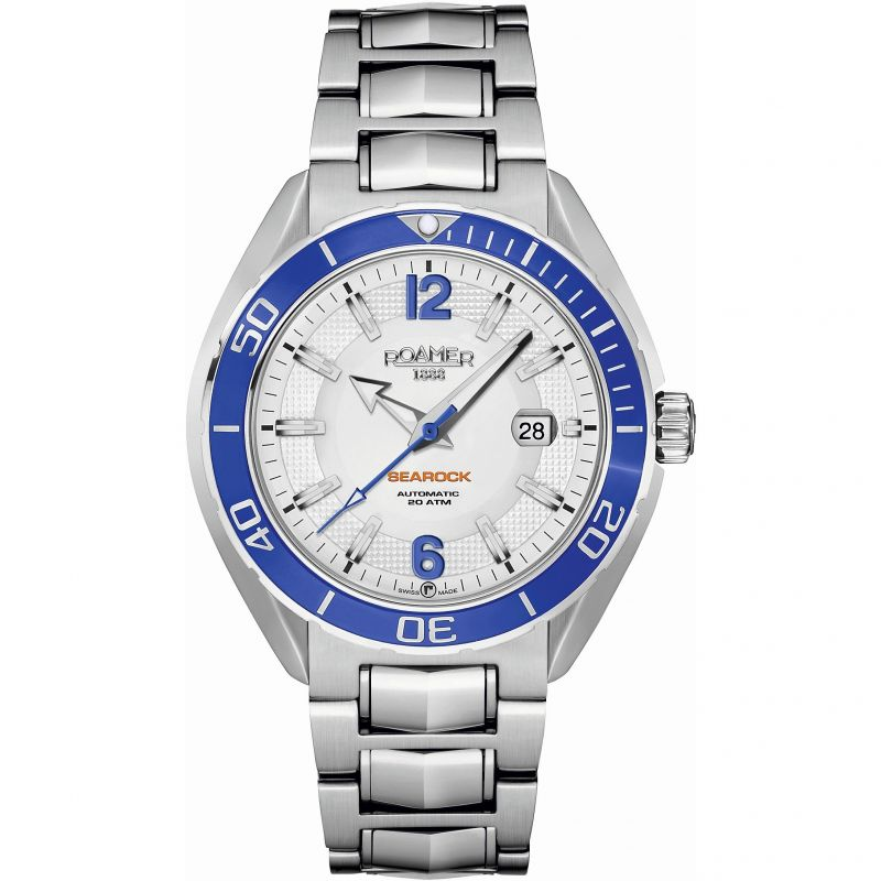 Mens Roamer Searock Pro Automatic Watch