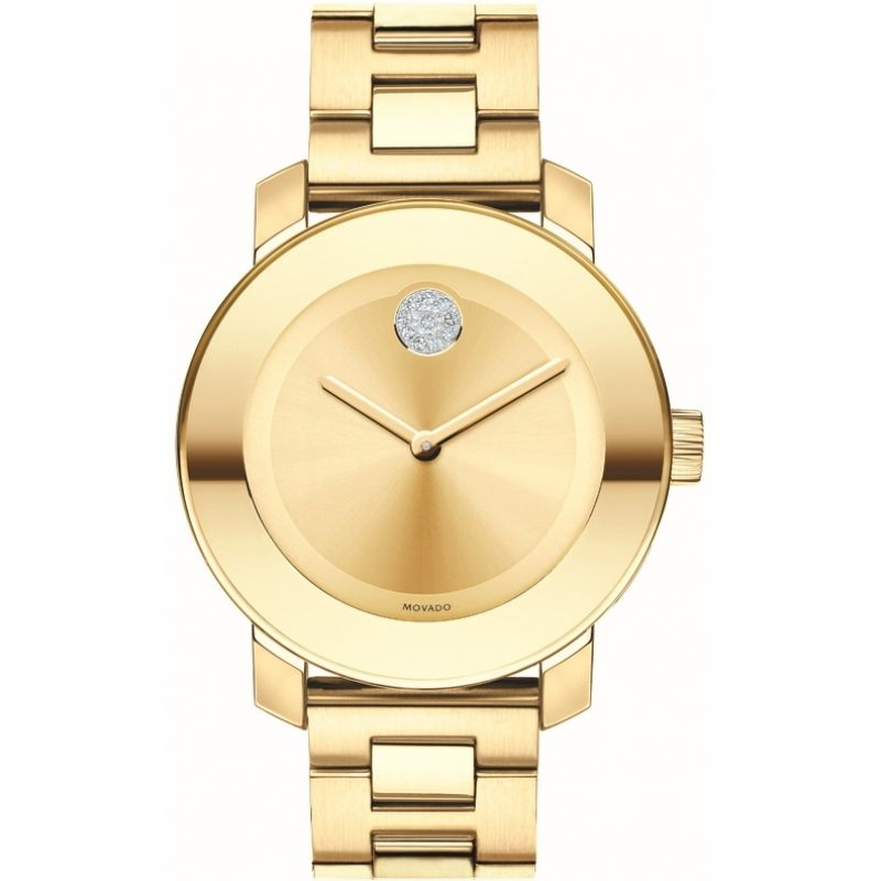 Ladies Movado Bold Watch 3600104