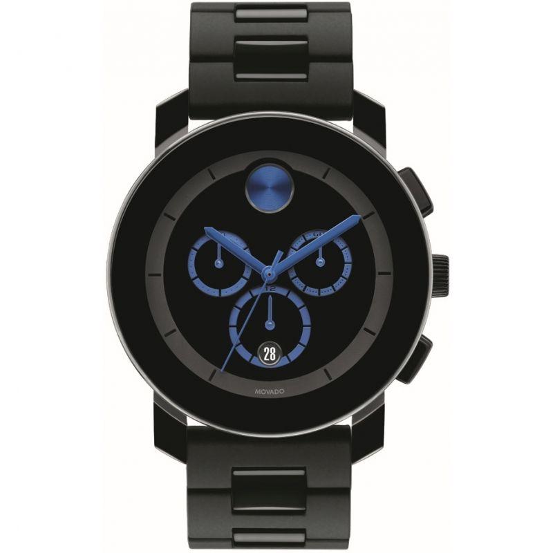 Mens Movado Bold TR90 Chronograph Watch
