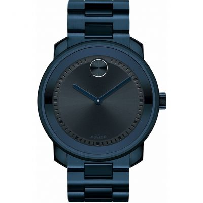 Mens Movado Bold Metals Watch 3600296