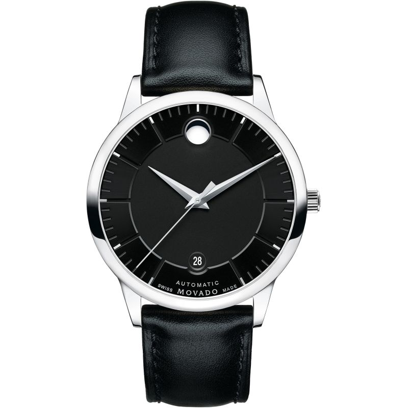 Mens Movado 1881 Automatic Watch 0606873