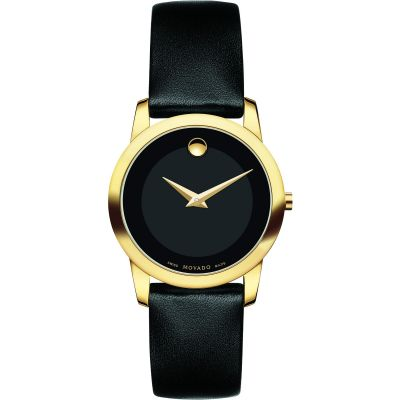 Ladies Movado Museum Classic Watch 0606877