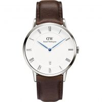 Mens Daniel Wellington Dapper 38mm Bristol Watch DW00100090
