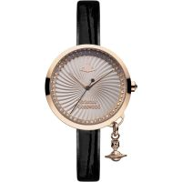 Ladies Vivienne Westwood Bow Watch VV139RSBK