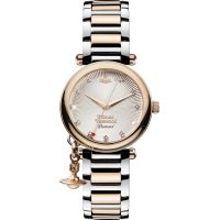 Ladies Vivienne Westwood Orb Diamond Watch VV006SLRS