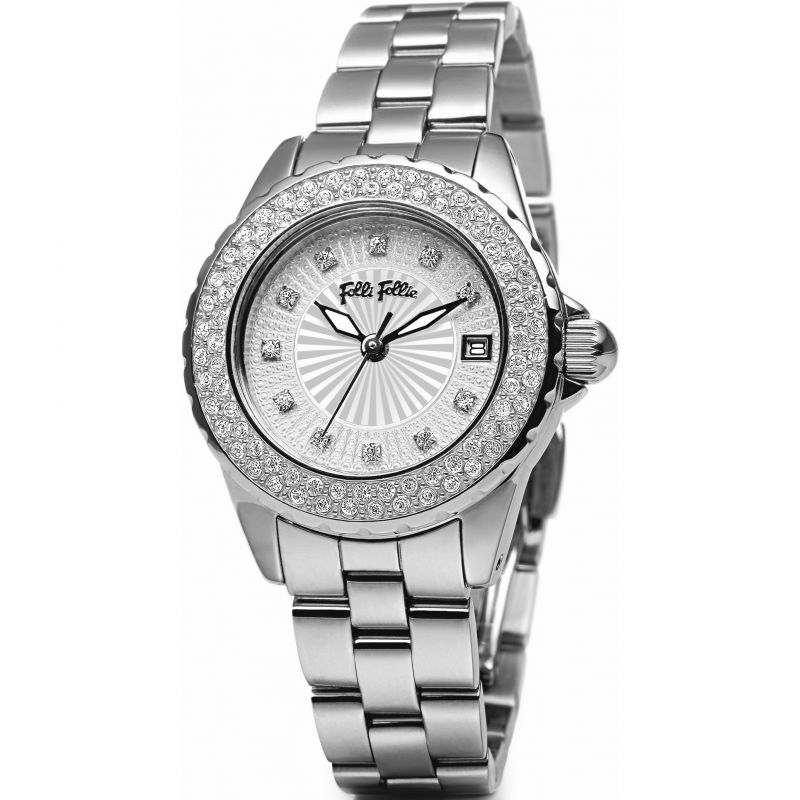 Ladies Folli Follie Day Dream Watch 6015.1508