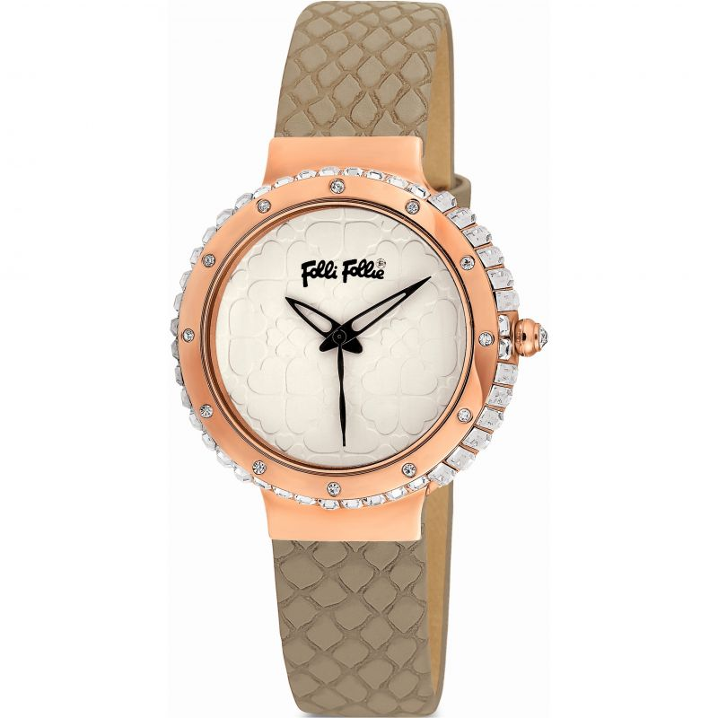 Ladies Folli Follie H4H Vertical Watch