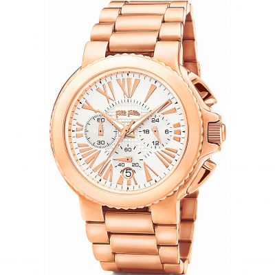 Ladies Folli Follie Watchalicious Chronograph Watch 6010.1044
