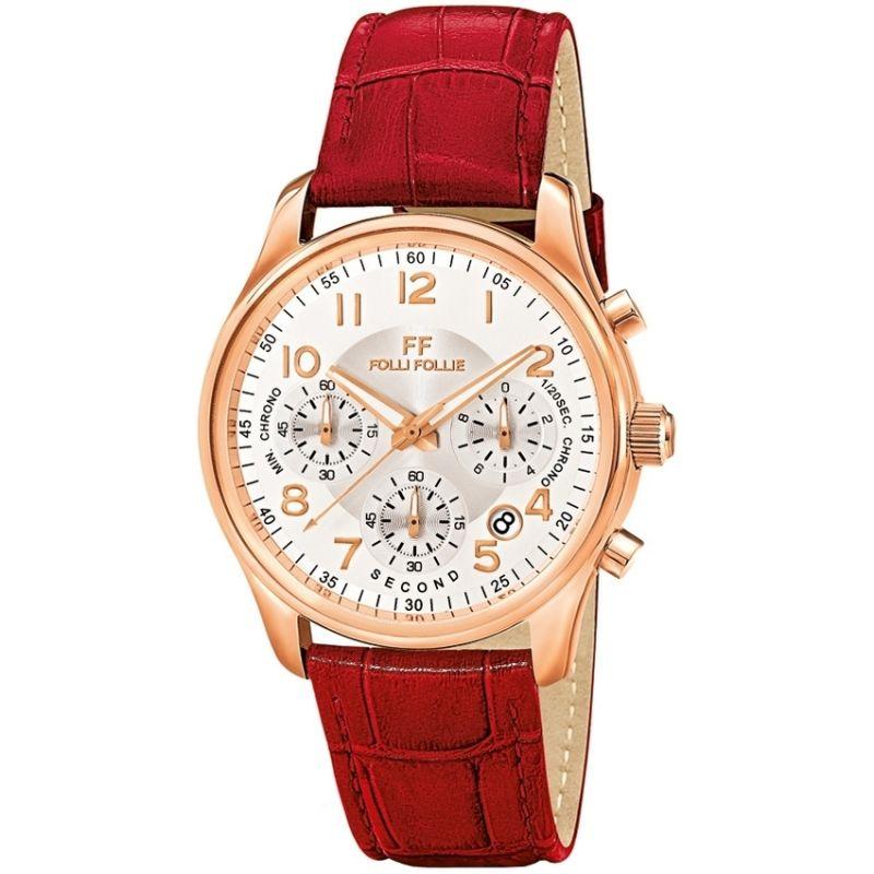 Ladies Folli Follie Timeless Chronograph Watch