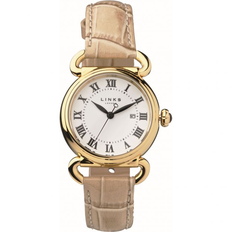 Image of  			   			  			   			  Ladies Links Of London Driver Watch
