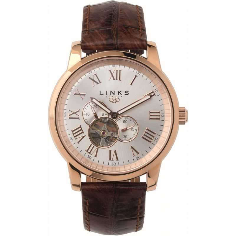 Mens Links Of London Noble Automatic Watch