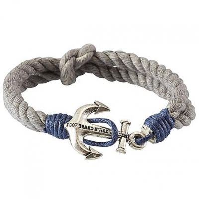 Icon Brand Captain Crunch Bracelet LE988-BR-GRY