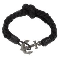 Icon Brand Captain Crunch Bracelet LE1023-BR-BLK