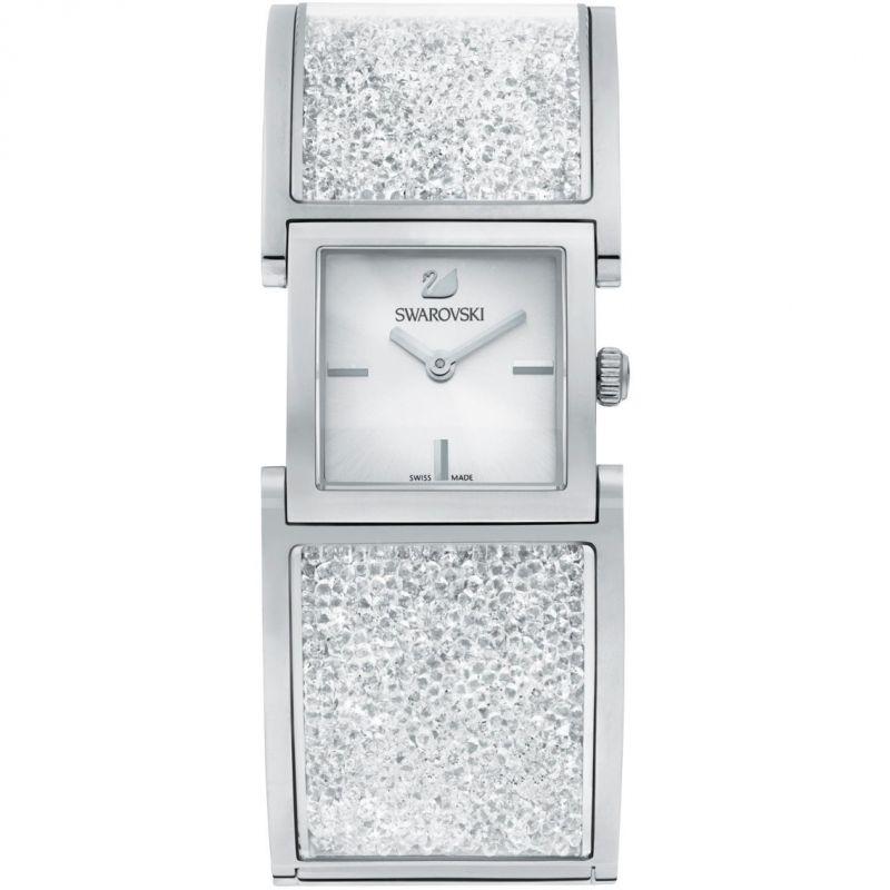 Ladies Swarovski Crystalline Bangle Watch