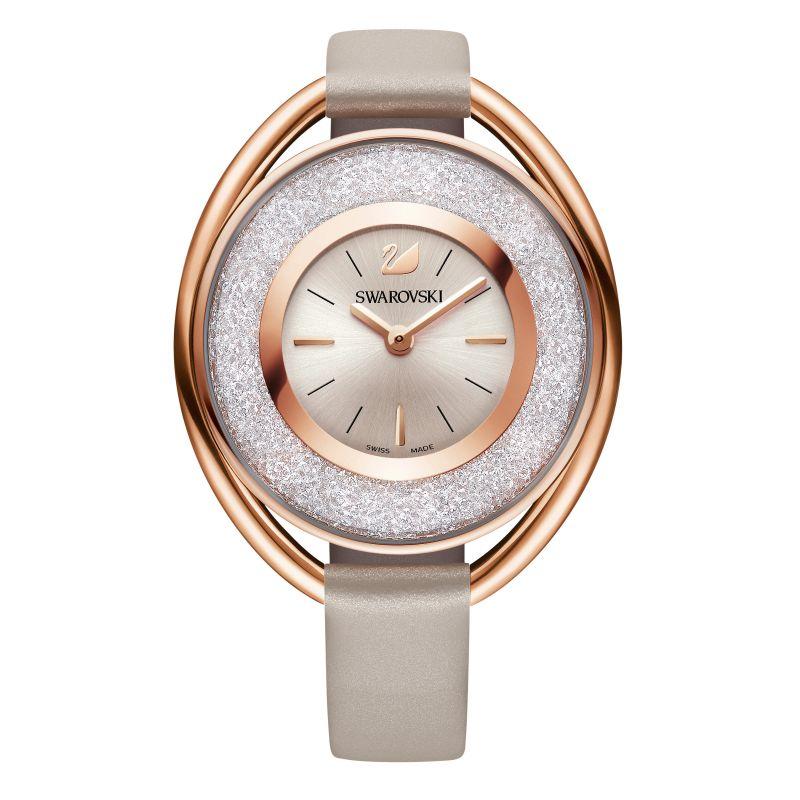 Ladies Swarovski Crystalline Oval Watch