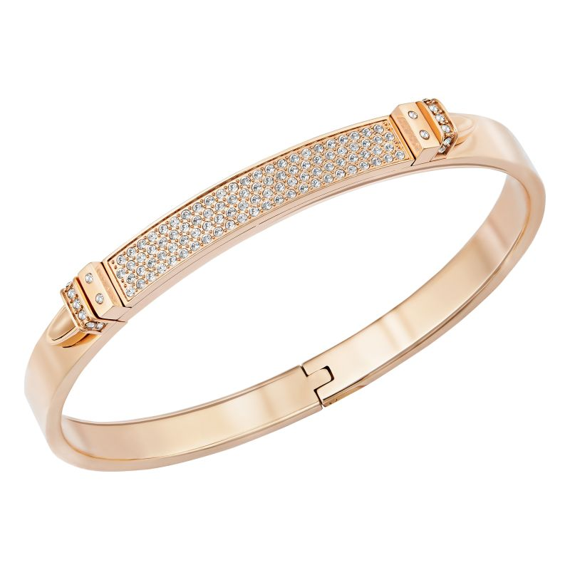 Swarovski Dam Distinct Bangle PVD roséguldspläterad 5152481