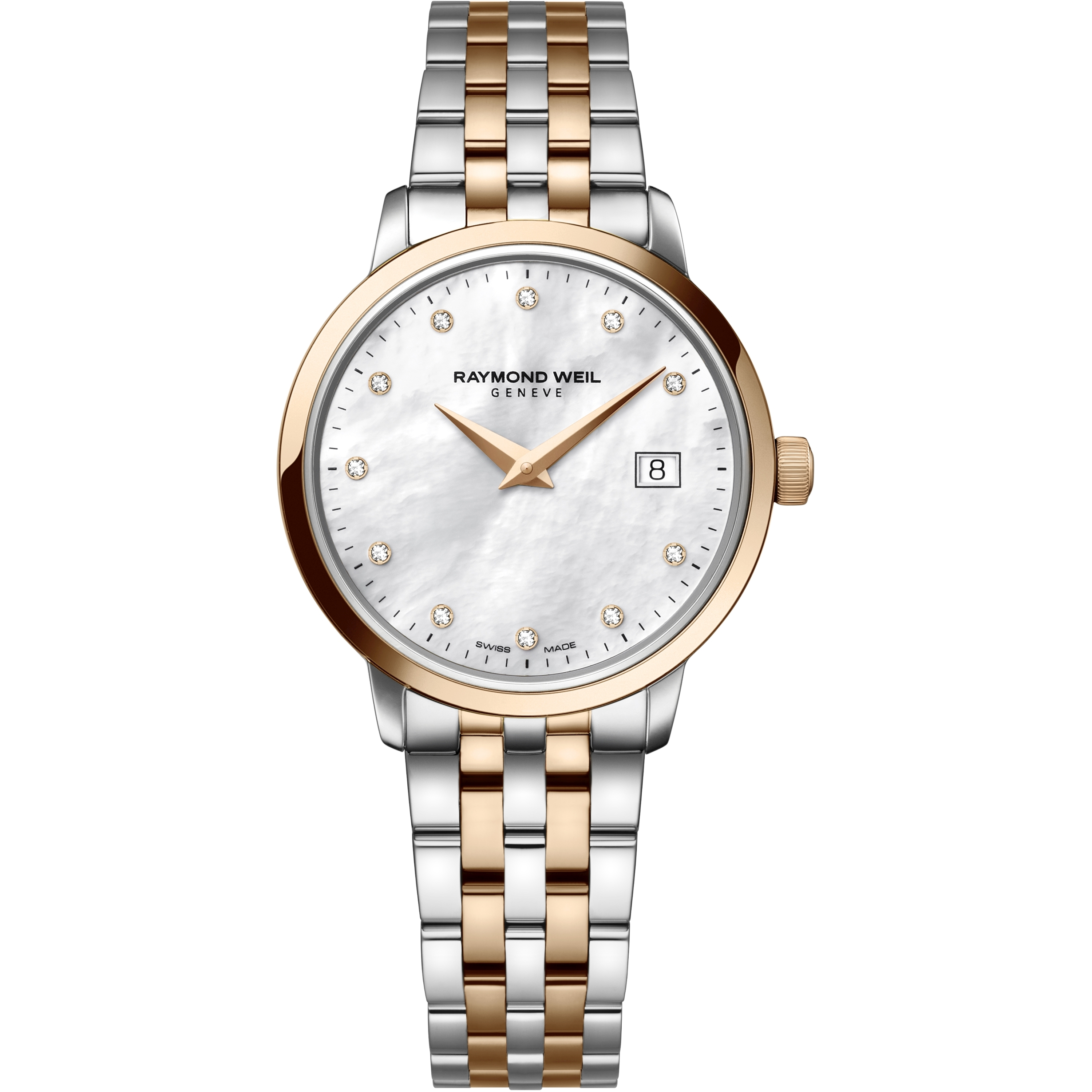 watches st diamond raymond ladies toccata weil watch