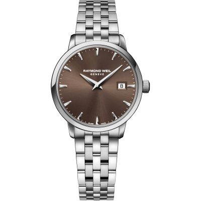 Ladies Raymond Weil Toccata Watch 5988-ST-70001