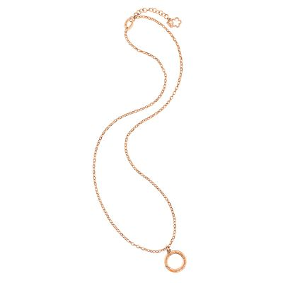 Folli Follie Dam Follidifioro Necklace Sterlingsilver 5020.2275