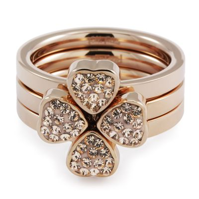 Gioielli da Donna Folli Follie Jewellery Hrt 4 Hrt Ring 5045.3305