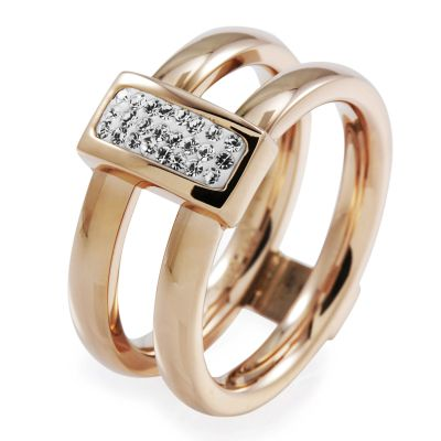 Gioielli da Donna Folli Follie Jewellery Match And Da 2 Ring 5045.4605