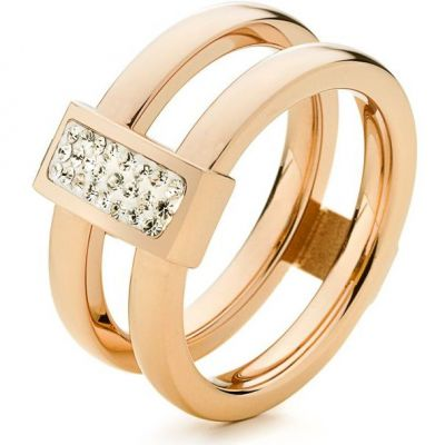Bijoux Femme Folli Follie Match And Da 2 Bague 5045.4604
