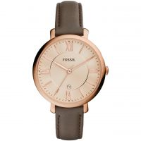 Ladies Fossil Jacqueline Watch ES3707