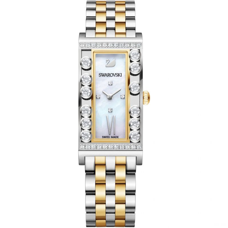Ladies Swarovski LOVELY CRYSTALS Watch 5096689
