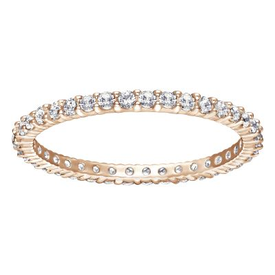 Swarovski Dames Vittore Ring 55 PVD verguld Rose 5083129