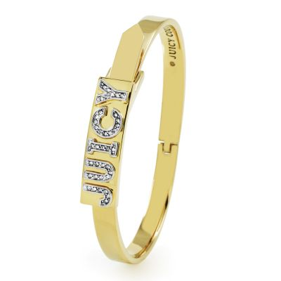 Biżuteria damska Juicy Couture Jewellery Juicy Id Bangle WJW463-710