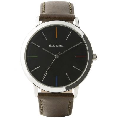 Paul Smith MA Herrenuhr in Braun P10052