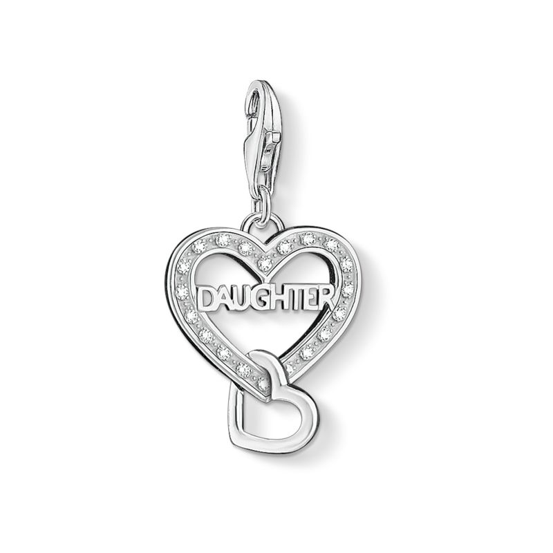 Thomas Sabo Charm Club Daughter Charm 1267-051-14