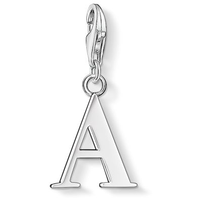 Damen Thomas Sabo Charm Club A Charm Sterling-Silber 0175-001-12