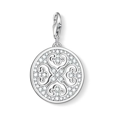 biżuteria damska Thomas Sabo Jewellery Charm Club Ornament Charm 0993-051-14
