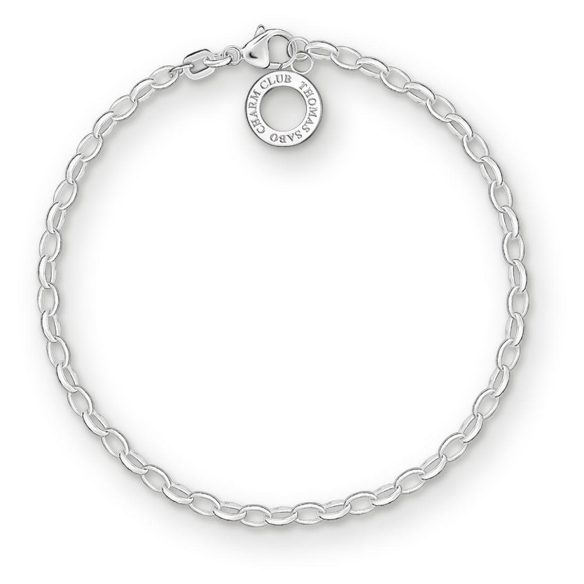 Thomas Sabo Ladies Necklace for Charms X0002-001-12 I7Jar8lkkx