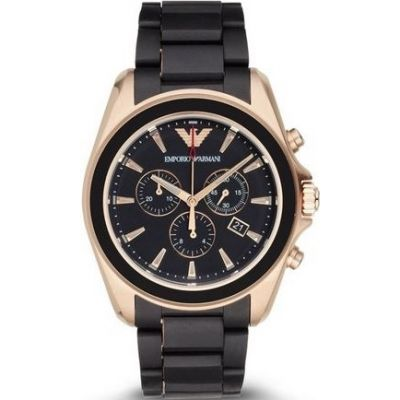 Mens Emporio Armani Chronograph Watch AR6066
