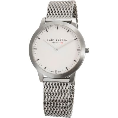 Mens Lars Larsen Rene Watch 135SWSM