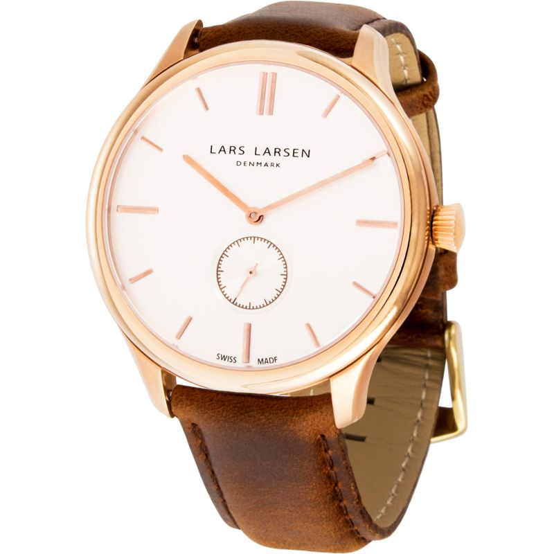 Mens Lars Larsen Simon Retro & Vintage Watch