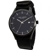 Mens Lars Larsen Alex Watch 119CBBLN
