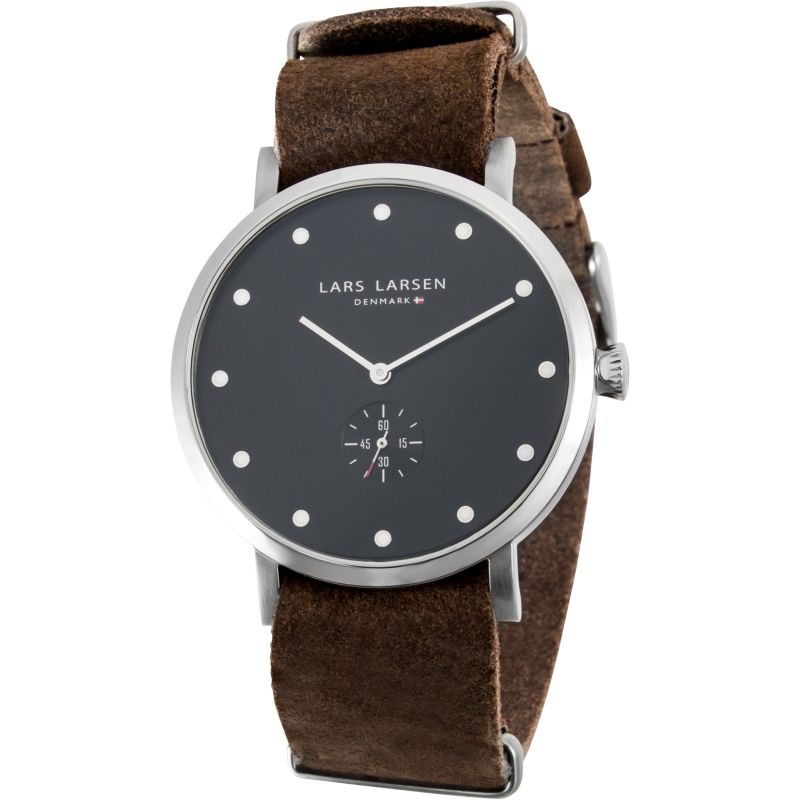 Mens Lars Larsen Tristan Watch 132SBLBZ