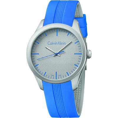 Unisex Calvin Klein Colour Watch K5E51FV4