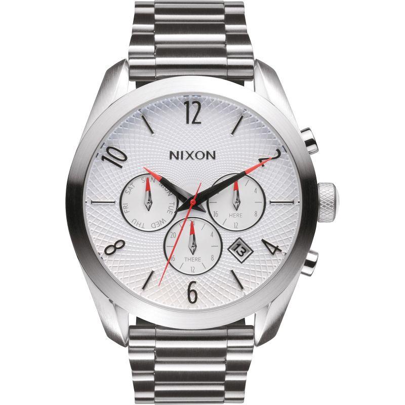 Ladies Nixon The Bullet Chronograph Watch