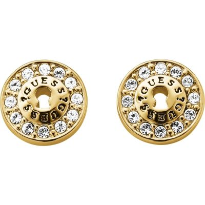 Guess Dames Earrings Verguld goud UBE71330