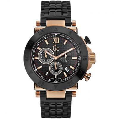 Mens Gc Gc-1 Sport Chronograph Watch X90006G2S