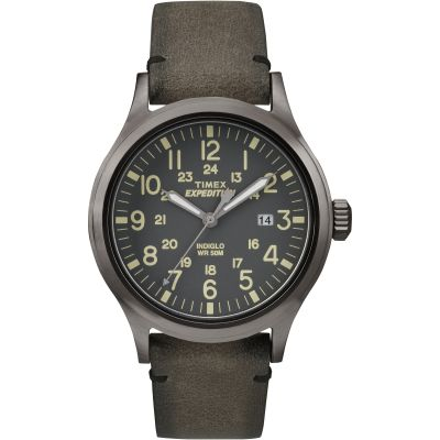 Timex Expedition Expedition Herrenuhr in Grau TW4B01700