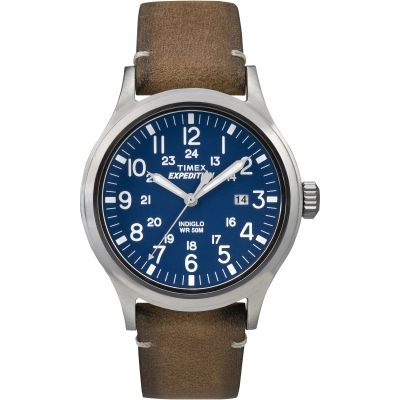 Timex Expedition Expedition Herrenuhr in Braun TW4B01800