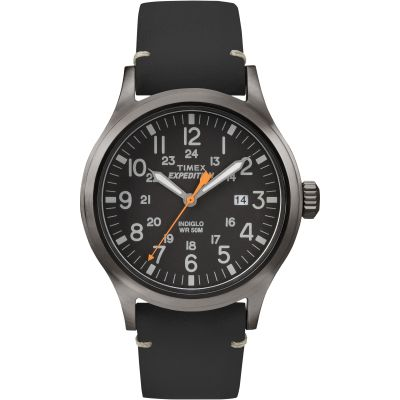 Timex Expedition Expedition Herrenuhr in Schwarz TW4B01900